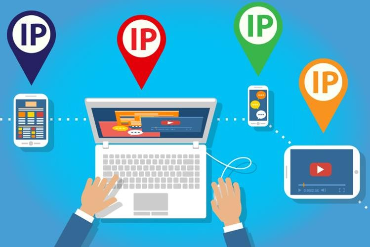 use of the IP address