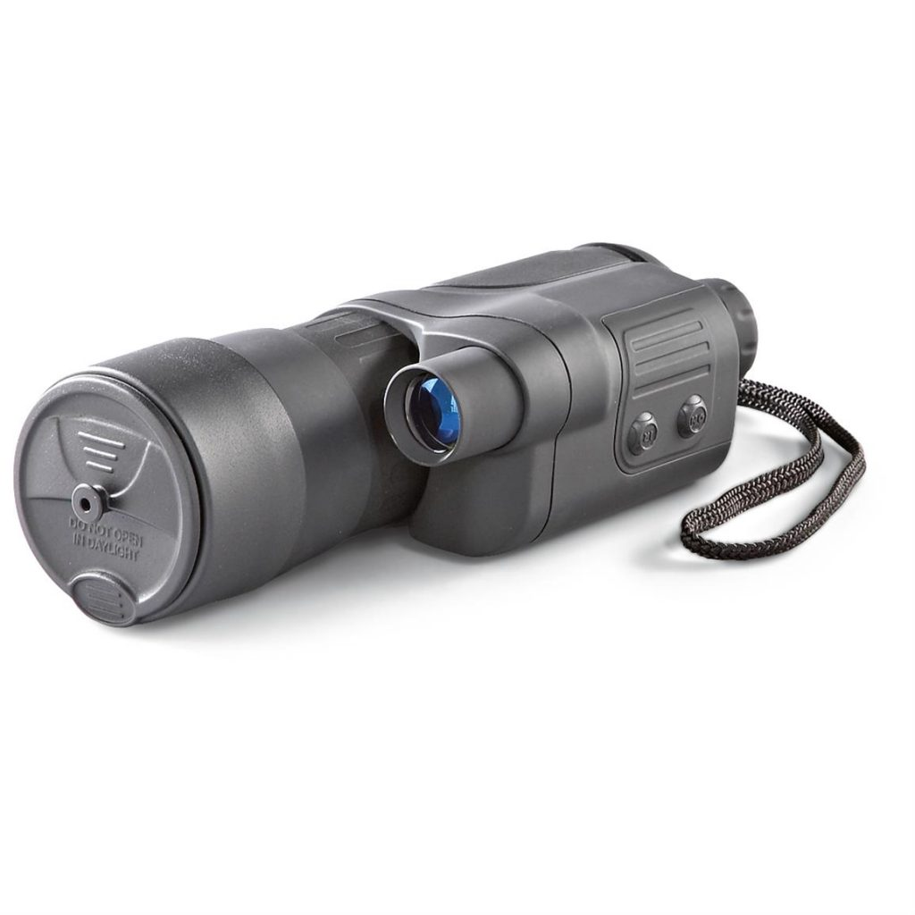 night vision rifle scope