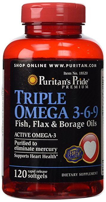 benefits of omega 3-6-9