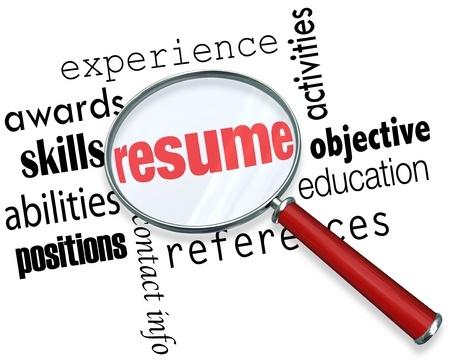 good resume writer