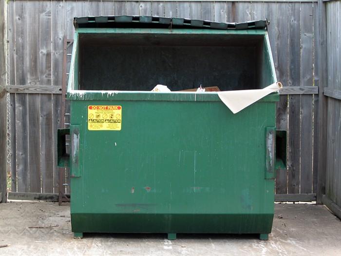Garbage rental companies