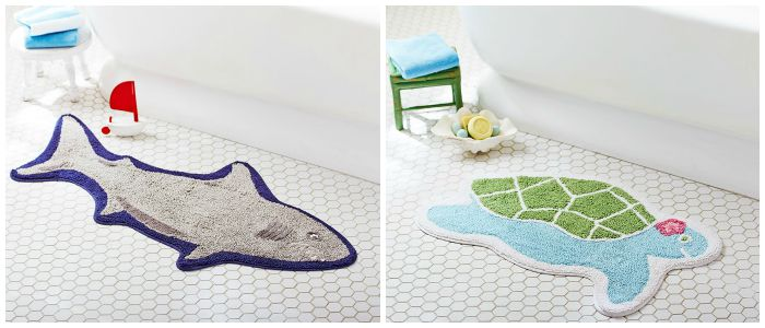 Some important types of bath mats that you should know