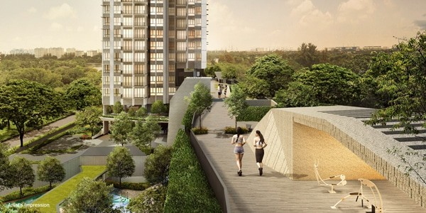 New Launch Condominium In Singapore