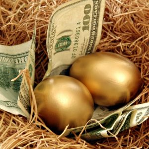 finances millennials nest egg build one
