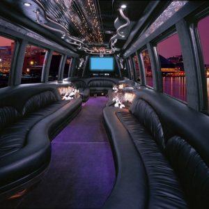 limo bus rental