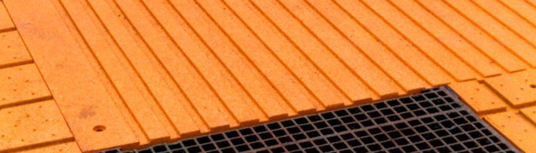 drill floor safety mat