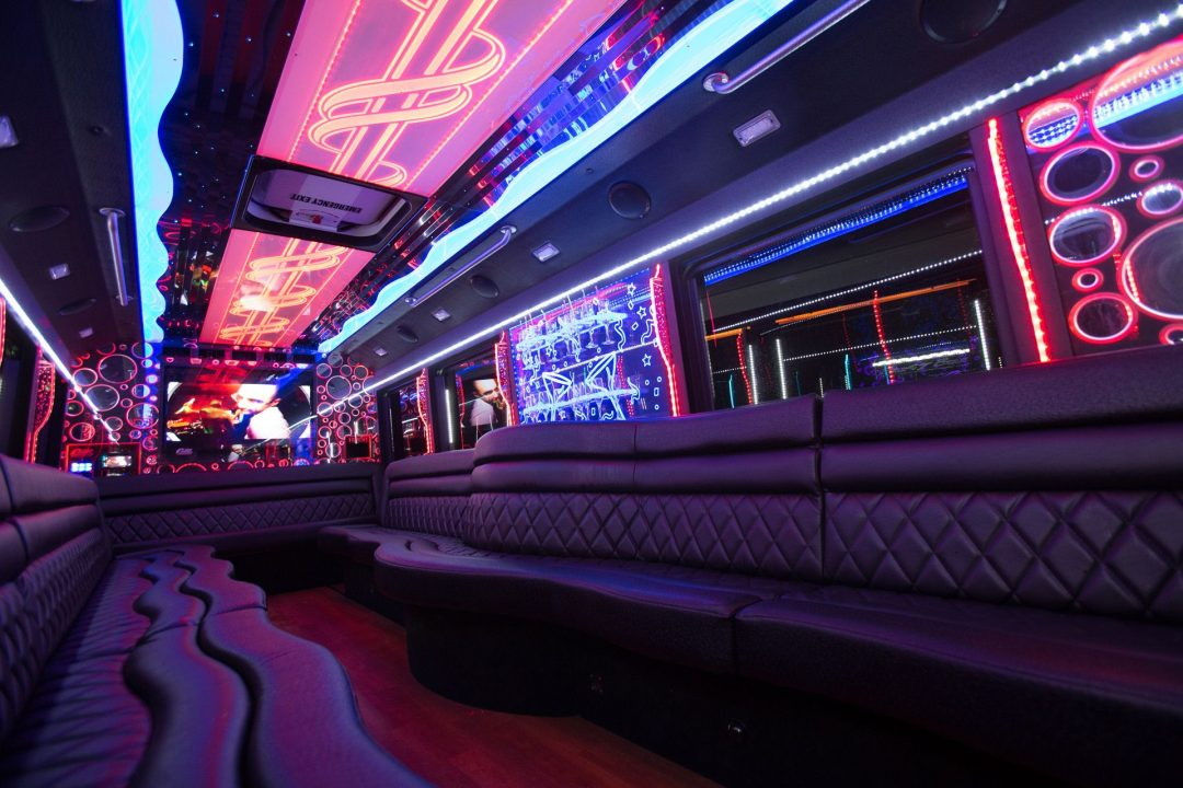 Party Bus Cincinnati Ohio